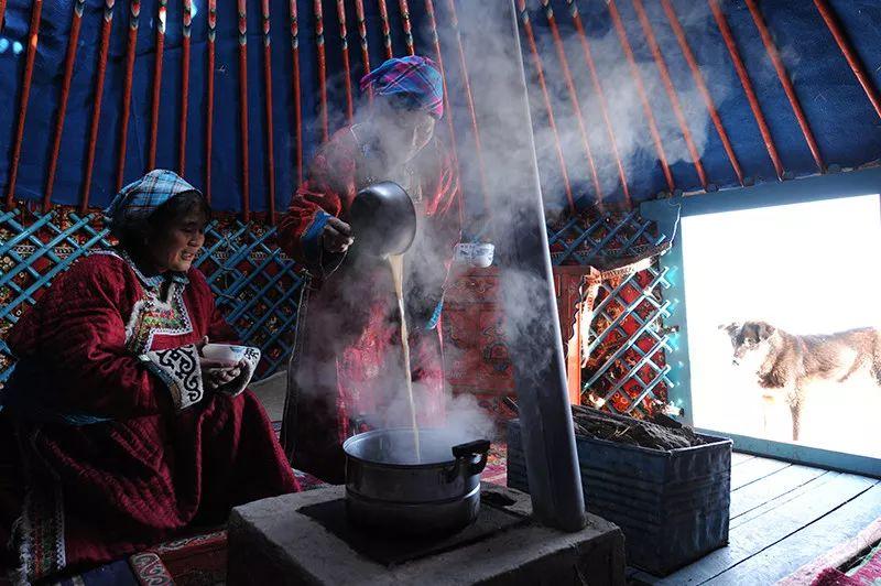 蒙古族牛粪文化 第9张