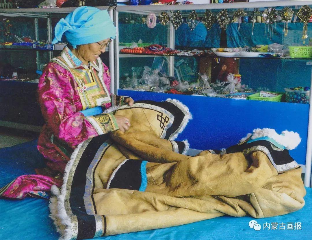 寒冷冬日,蒙古族是这样防寒的! 第2张
