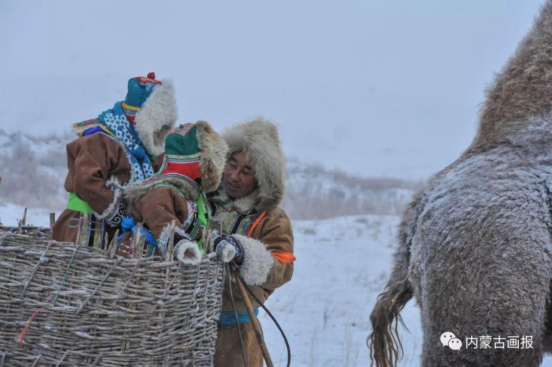 寒冷冬日,蒙古族是这样防寒的! 第7张