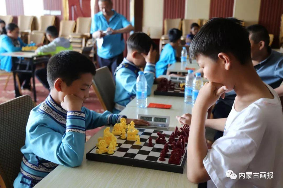 游牧生活中的智慧较量——蒙古族传统象棋和鹿棋子 第22张