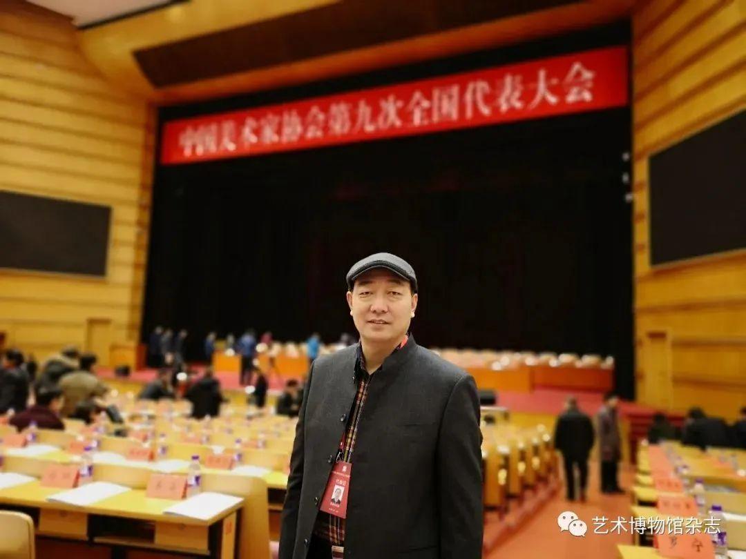 身边的名家丨美术教育理论家乌力吉 第10张 身边的名家丨美术教育理论家乌力吉 蒙古画廊