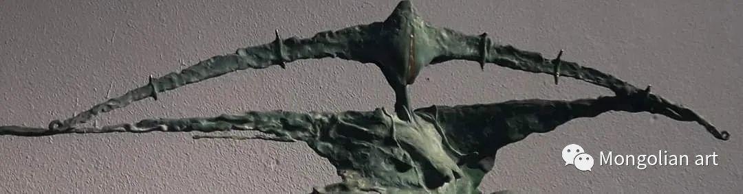蒙古国美术家协会会员雕塑家 Davaadorj Ankhbayar 第4张 蒙古国美术家协会会员雕塑家 Davaadorj Ankhbayar 蒙古画廊