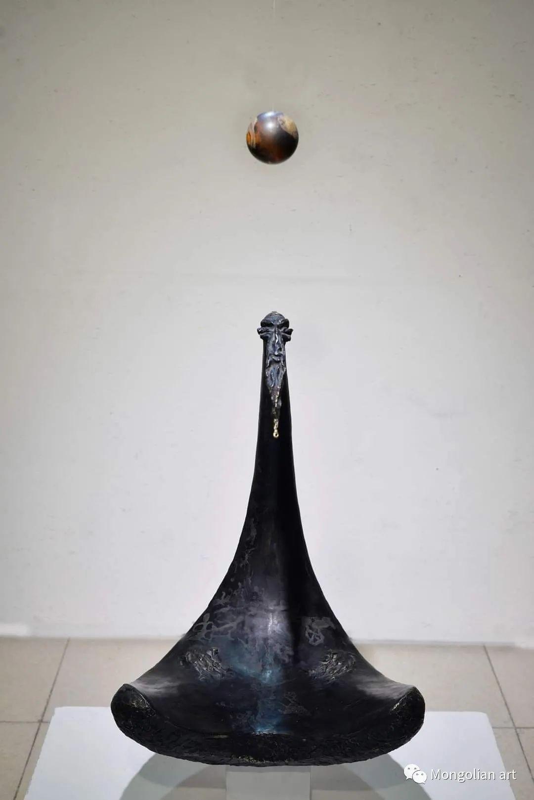 蒙古国美术家协会会员雕塑家 Davaadorj Ankhbayar 第13张 蒙古国美术家协会会员雕塑家 Davaadorj Ankhbayar 蒙古画廊
