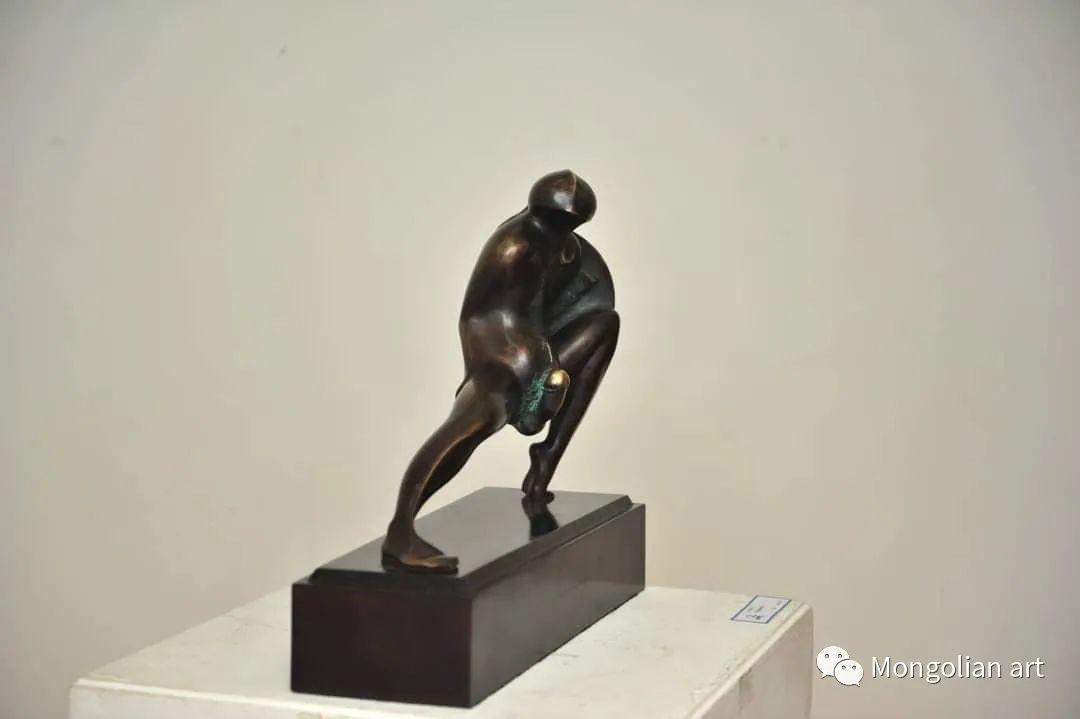 蒙古国美术家协会会员雕塑家 Davaadorj Ankhbayar 第15张 蒙古国美术家协会会员雕塑家 Davaadorj Ankhbayar 蒙古画廊