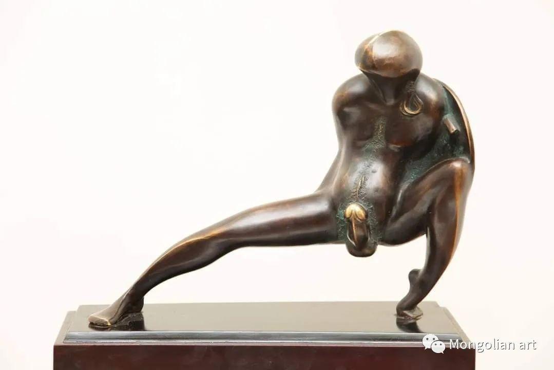 蒙古国美术家协会会员雕塑家 Davaadorj Ankhbayar 第25张 蒙古国美术家协会会员雕塑家 Davaadorj Ankhbayar 蒙古画廊