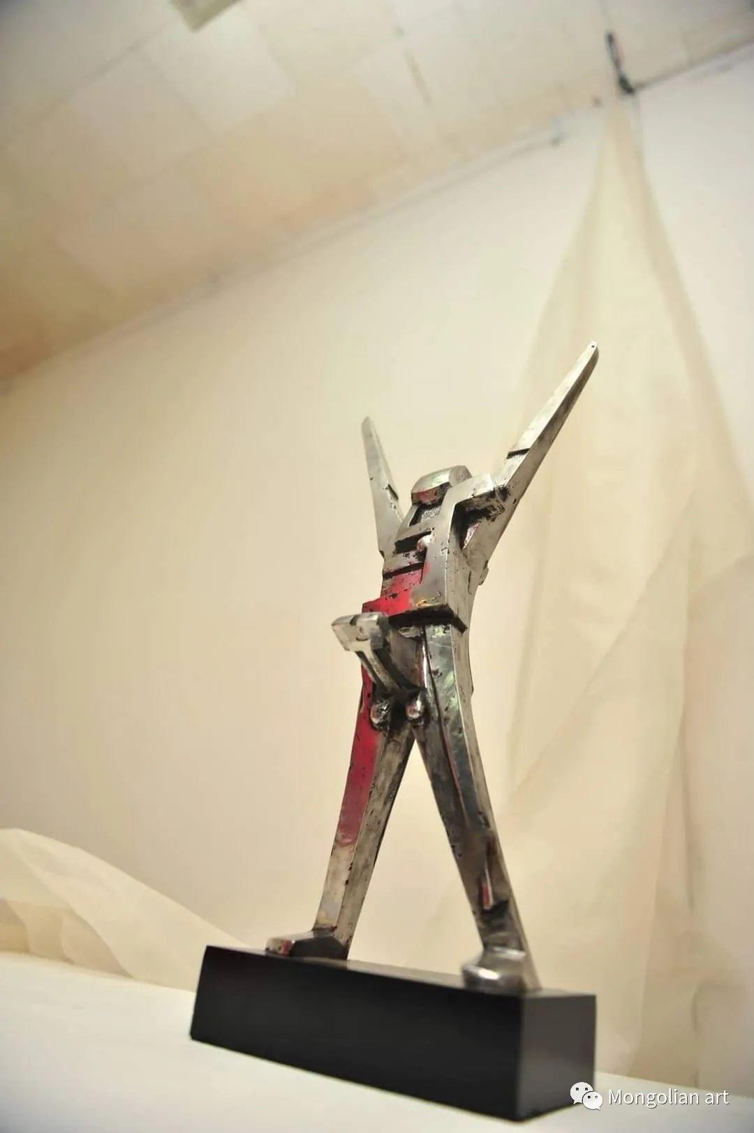 蒙古国美术家协会会员雕塑家 Davaadorj Ankhbayar 第30张 蒙古国美术家协会会员雕塑家 Davaadorj Ankhbayar 蒙古画廊
