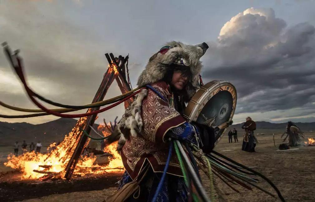 英国《卫报》(The Guardian):蒙古的萨满祭祀仪式(高清组图) 第2张 英国《卫报》(The Guardian):蒙古的萨满祭祀仪式(高清组图) 蒙古文化
