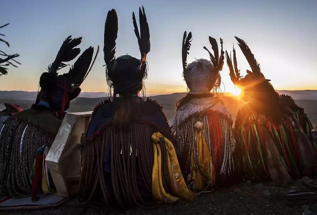 英国《卫报》(The Guardian):蒙古的萨满祭祀仪式(高清组图) 第5张 英国《卫报》(The Guardian):蒙古的萨满祭祀仪式(高清组图) 蒙古文化
