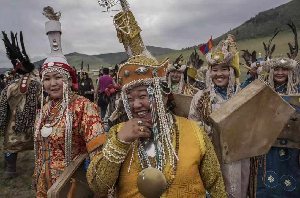 英国《卫报》(The Guardian):蒙古的萨满祭祀仪式(高清组图) 第8张 英国《卫报》(The Guardian):蒙古的萨满祭祀仪式(高清组图) 蒙古文化