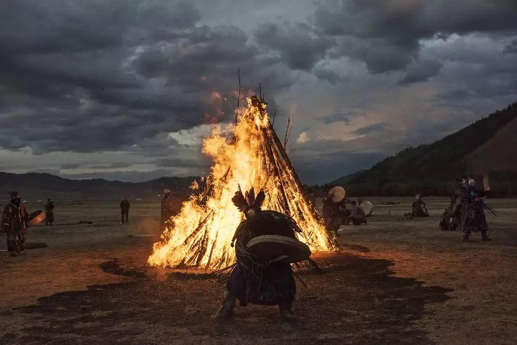 英国《卫报》(The Guardian):蒙古的萨满祭祀仪式(高清组图) 第7张 英国《卫报》(The Guardian):蒙古的萨满祭祀仪式(高清组图) 蒙古文化
