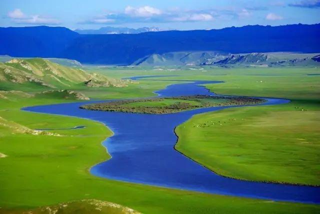 新疆巴音郭楞蒙古自治州和静县巴音布鲁克草原美景 第2张 新疆巴音郭楞蒙古自治州和静县巴音布鲁克草原美景 蒙古文化