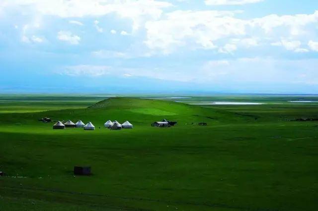 新疆巴音郭楞蒙古自治州和静县巴音布鲁克草原美景 第14张 新疆巴音郭楞蒙古自治州和静县巴音布鲁克草原美景 蒙古文化