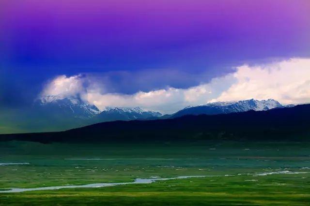 新疆巴音郭楞蒙古自治州和静县巴音布鲁克草原美景 第15张 新疆巴音郭楞蒙古自治州和静县巴音布鲁克草原美景 蒙古文化