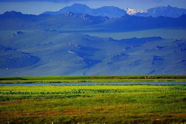 新疆巴音郭楞蒙古自治州和静县巴音布鲁克草原美景 第25张 新疆巴音郭楞蒙古自治州和静县巴音布鲁克草原美景 蒙古文化