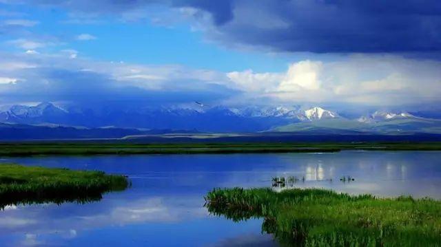 新疆巴音郭楞蒙古自治州和静县巴音布鲁克草原美景 第29张 新疆巴音郭楞蒙古自治州和静县巴音布鲁克草原美景 蒙古文化
