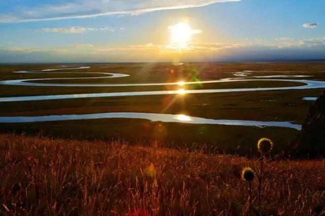 新疆巴音郭楞蒙古自治州和静县巴音布鲁克草原美景 第36张 新疆巴音郭楞蒙古自治州和静县巴音布鲁克草原美景 蒙古文化