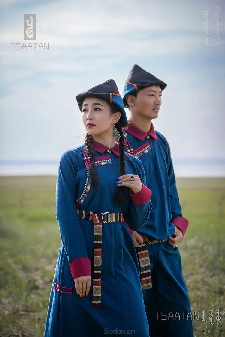 Tsaatan蒙古时装 2020 夏季新款首发