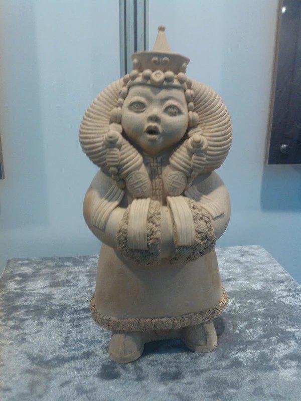 【艺术】蒙古风格的现代雕塑.雕刻 第9张 【艺术】蒙古风格的现代雕塑.雕刻 蒙古画廊