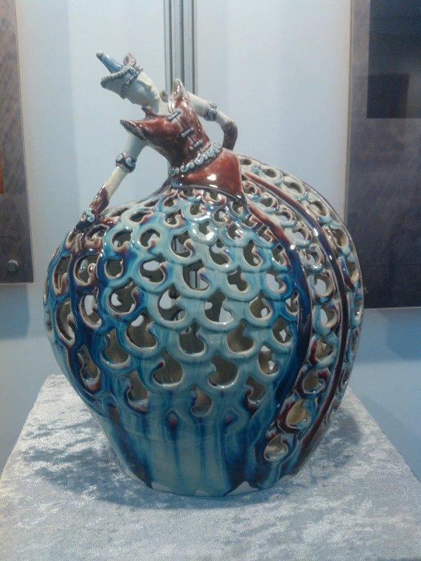 【艺术】蒙古风格的现代雕塑.雕刻 第12张 【艺术】蒙古风格的现代雕塑.雕刻 蒙古画廊