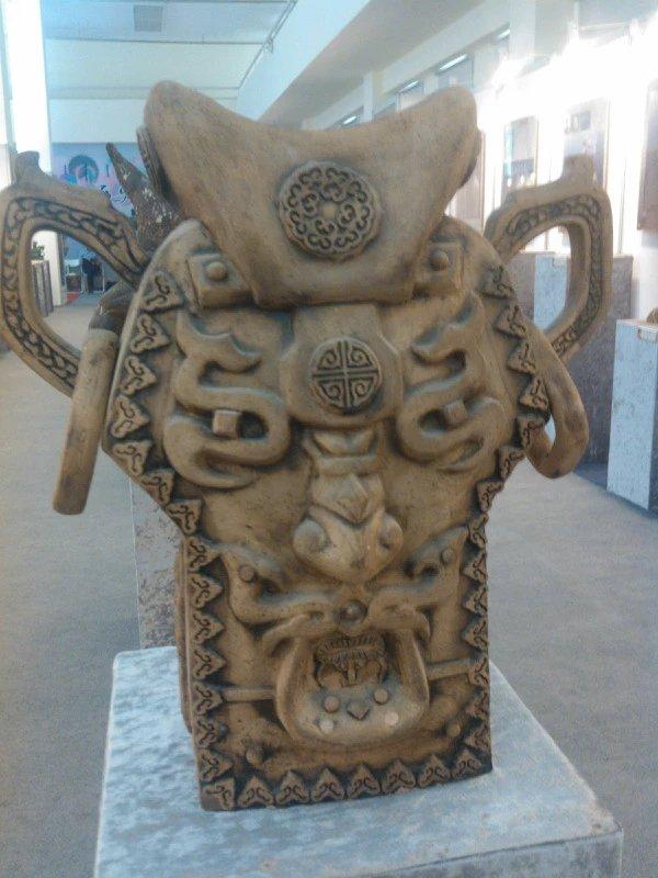 【艺术】蒙古风格的现代雕塑.雕刻 第19张 【艺术】蒙古风格的现代雕塑.雕刻 蒙古画廊