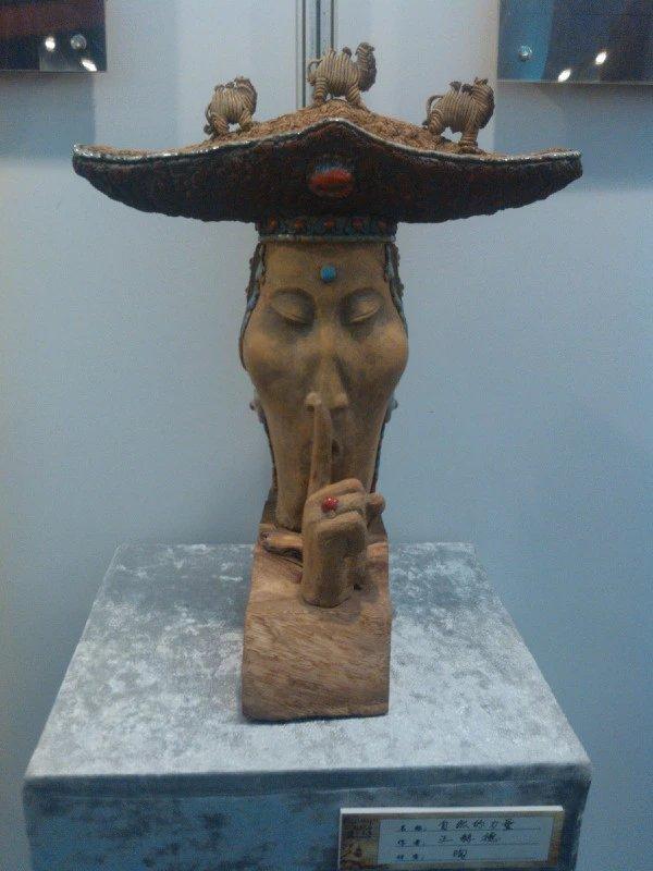 【艺术】蒙古风格的现代雕塑.雕刻 第16张 【艺术】蒙古风格的现代雕塑.雕刻 蒙古画廊