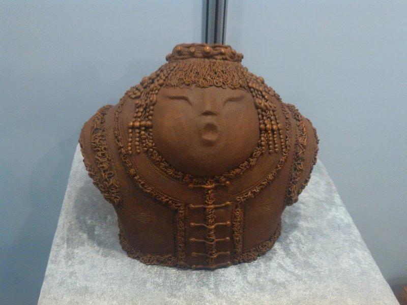 【艺术】蒙古风格的现代雕塑.雕刻 第15张 【艺术】蒙古风格的现代雕塑.雕刻 蒙古画廊