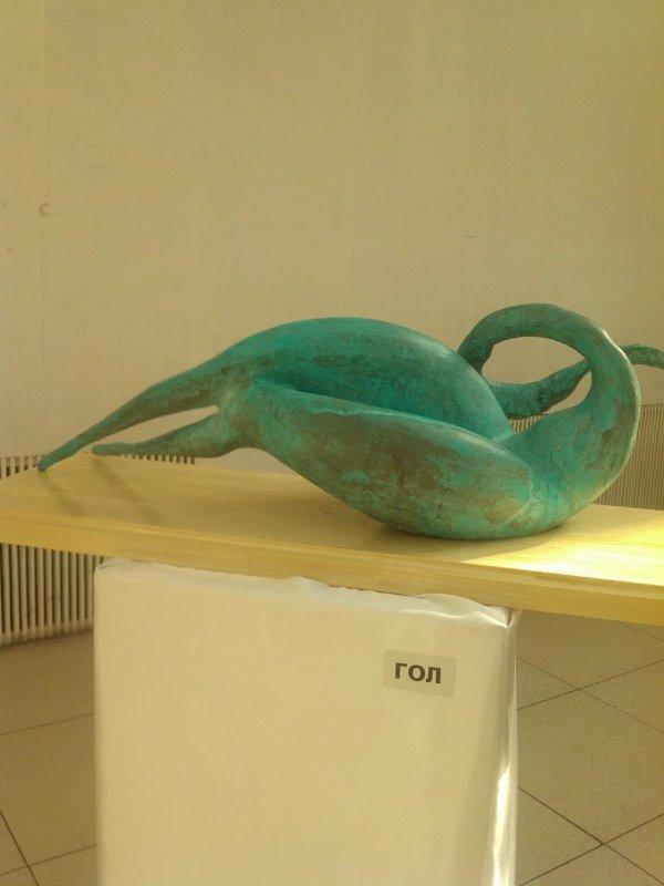 【艺术】蒙古风格的现代雕塑.雕刻 第47张 【艺术】蒙古风格的现代雕塑.雕刻 蒙古画廊