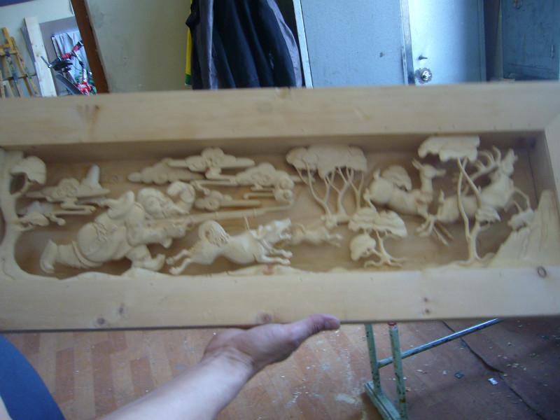 【艺术】蒙古风格的现代雕塑.雕刻 第62张 【艺术】蒙古风格的现代雕塑.雕刻 蒙古画廊