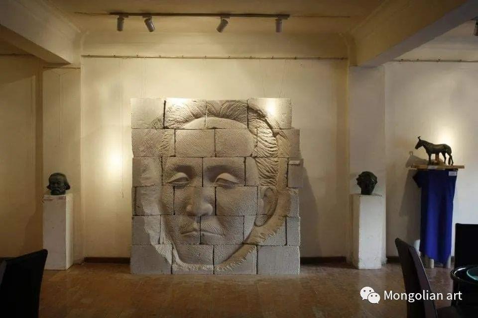 蒙古国雕塑艺术家Дашмаагийн Очир 第17张 蒙古国雕塑艺术家Дашмаагийн Очир 蒙古画廊