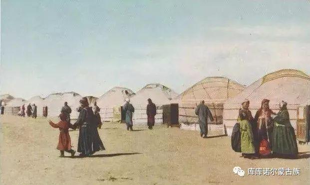 民国时期的青海蒙古族 第3张 民国时期的青海蒙古族 蒙古文化