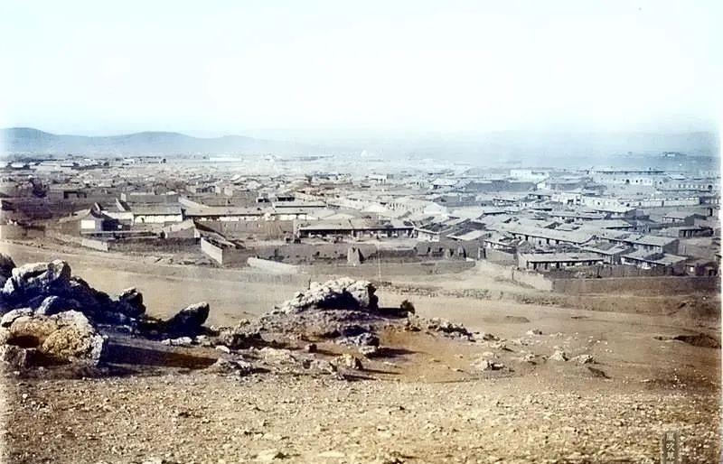内蒙古乌兰察布:民国时期的集宁县(平地泉)风情旧照 第1张