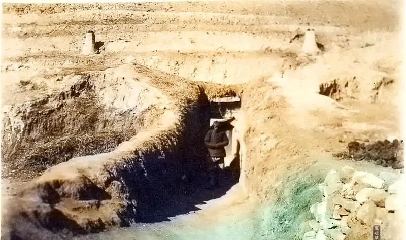 内蒙古乌兰察布:民国时期的集宁县(平地泉)风情旧照 第3张