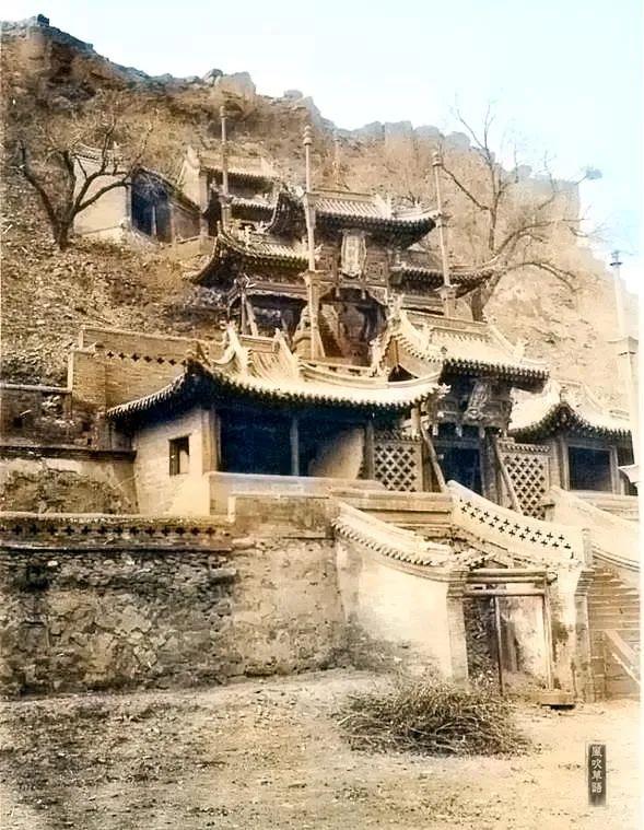 内蒙古乌兰察布:民国时期的集宁县(平地泉)风情旧照 第8张