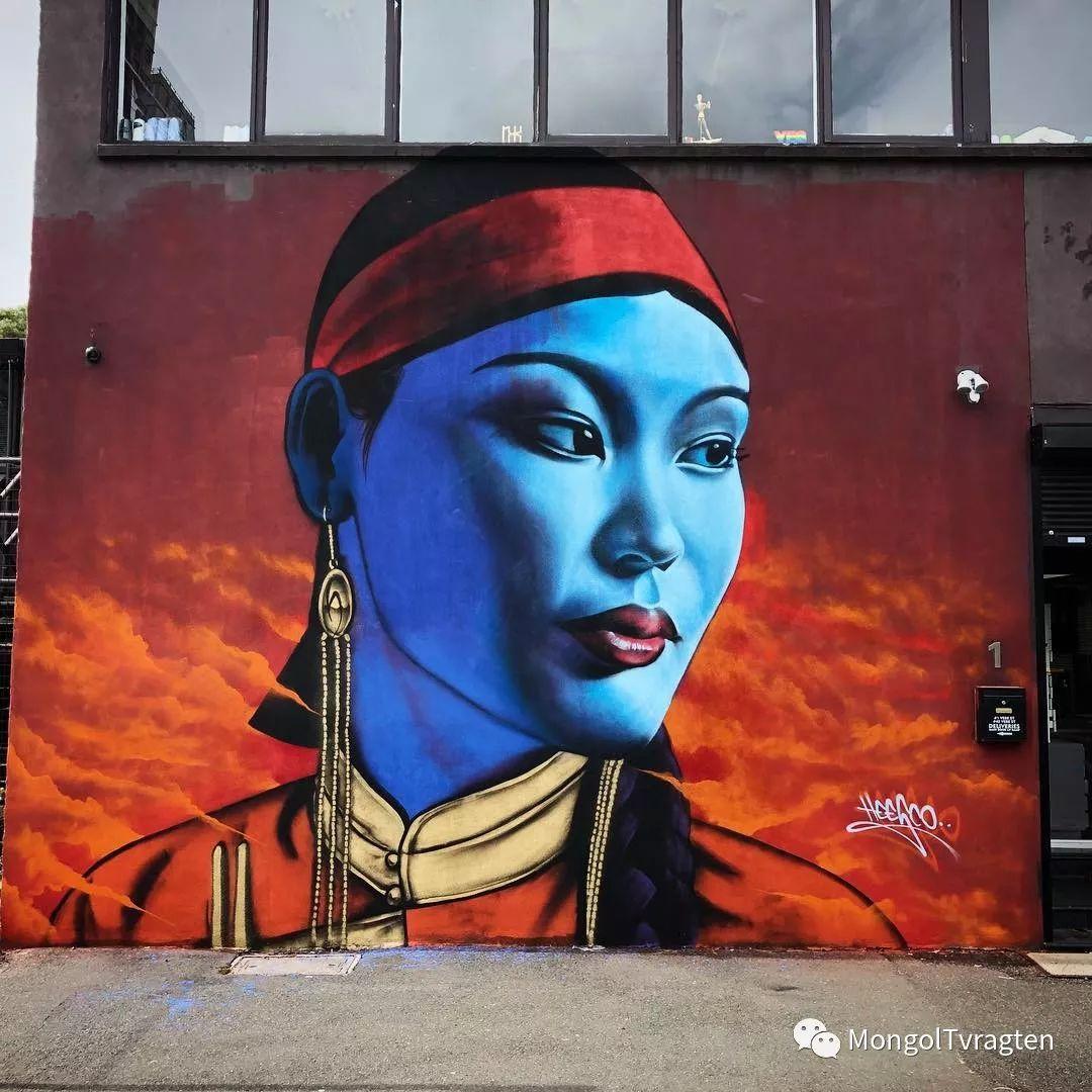 蒙古国画家ᠮᠣᠩᠭᠣᠯ ᠵᠢᠷᠣᠭᠠᠴᠢ- Heesco 第6张 蒙古国画家ᠮᠣᠩᠭᠣᠯ ᠵᠢᠷᠣᠭᠠᠴᠢ- Heesco 蒙古画廊