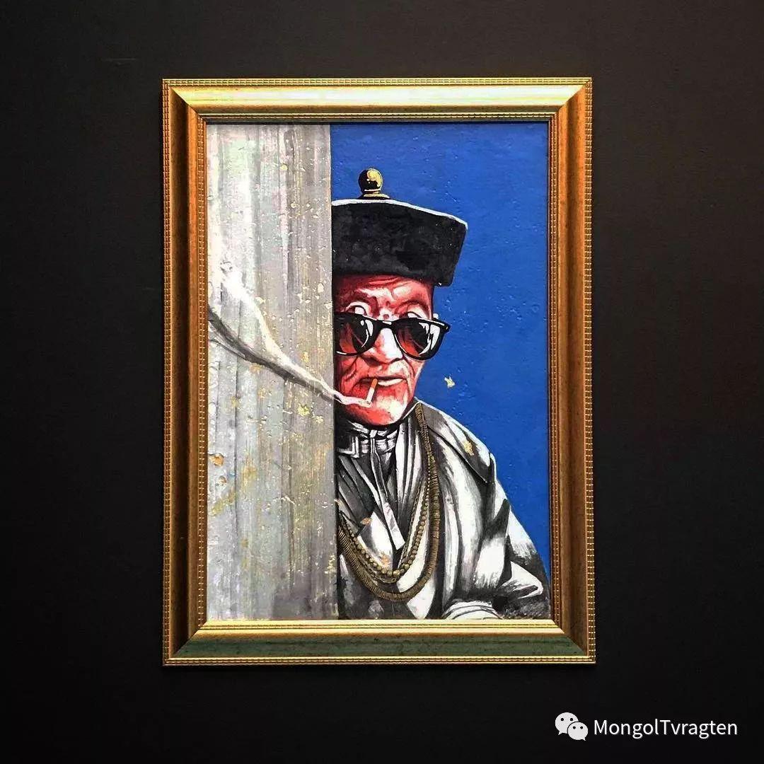 蒙古国画家ᠮᠣᠩᠭᠣᠯ ᠵᠢᠷᠣᠭᠠᠴᠢ- Heesco 第12张 蒙古国画家ᠮᠣᠩᠭᠣᠯ ᠵᠢᠷᠣᠭᠠᠴᠢ- Heesco 蒙古画廊