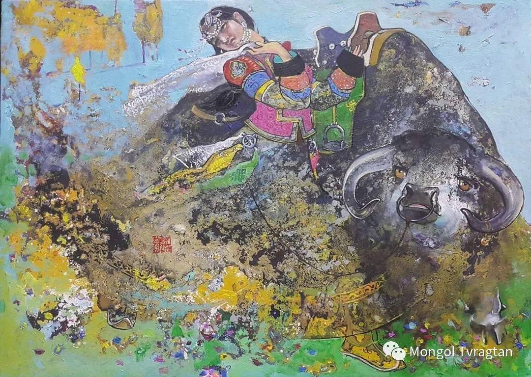 ᠮᠣᠩᠭᠣᠯ ᠵᠢᠷᠣᠭᠠᠴᠢ - ᠰᠣᠳᠨᠠᠮᠳᠠᠷᠵᠢᠶ ᠡ 第6张 ᠮᠣᠩᠭᠣᠯ ᠵᠢᠷᠣᠭᠠᠴᠢ - ᠰᠣᠳᠨᠠᠮᠳᠠᠷᠵᠢᠶ ᠡ 蒙古画廊