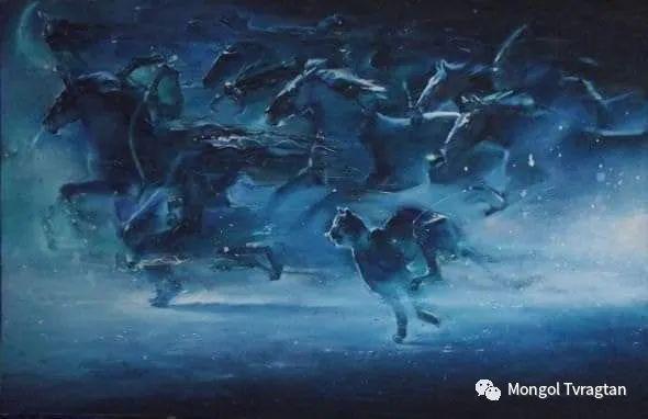 ᠮᠣᠩᠭᠣᠯ ᠵᠢᠷᠣᠭᠠᠴᠢ - ᠰᠣᠳᠨᠠᠮᠳᠠᠷᠵᠢᠶ ᠡ 第7张 ᠮᠣᠩᠭᠣᠯ ᠵᠢᠷᠣᠭᠠᠴᠢ - ᠰᠣᠳᠨᠠᠮᠳᠠᠷᠵᠢᠶ ᠡ 蒙古画廊