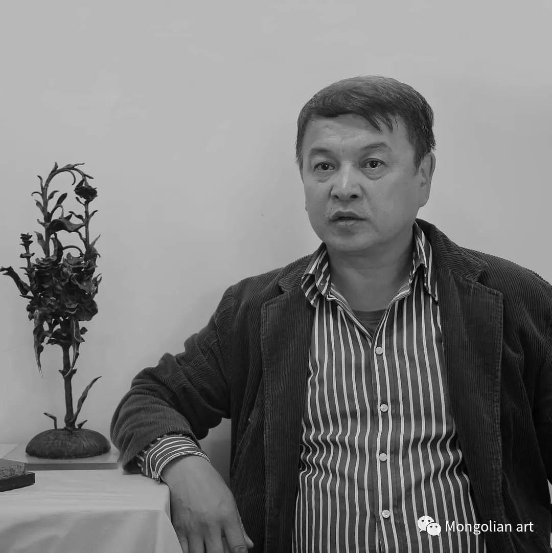 蒙古艺术博物馆获奖雕塑家Tuvdendorj Darzav 第1张 蒙古艺术博物馆获奖雕塑家Tuvdendorj Darzav 蒙古画廊