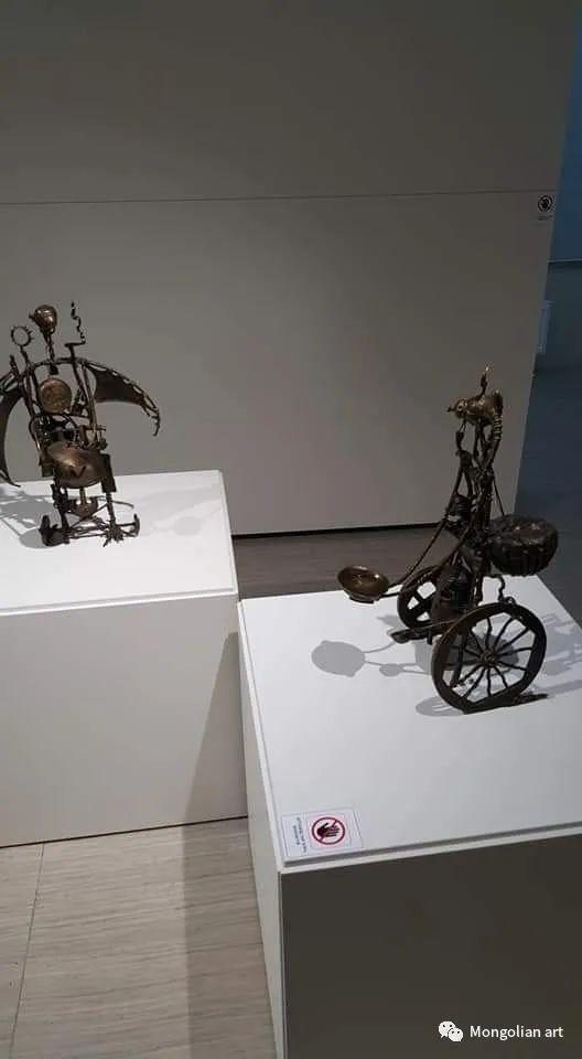 蒙古艺术博物馆获奖雕塑家Tuvdendorj Darzav 第2张 蒙古艺术博物馆获奖雕塑家Tuvdendorj Darzav 蒙古画廊