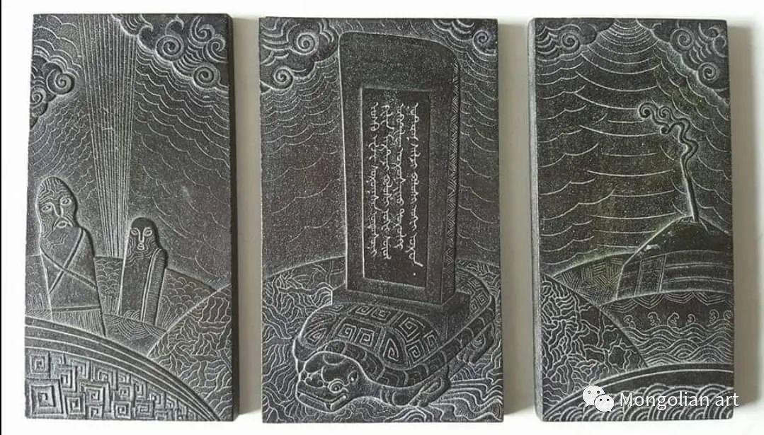 蒙古艺术博物馆获奖雕塑家Tuvdendorj Darzav 第13张 蒙古艺术博物馆获奖雕塑家Tuvdendorj Darzav 蒙古画廊
