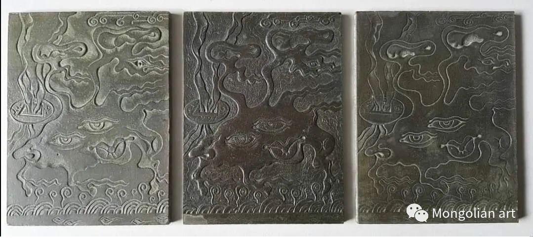 蒙古艺术博物馆获奖雕塑家Tuvdendorj Darzav 第12张 蒙古艺术博物馆获奖雕塑家Tuvdendorj Darzav 蒙古画廊