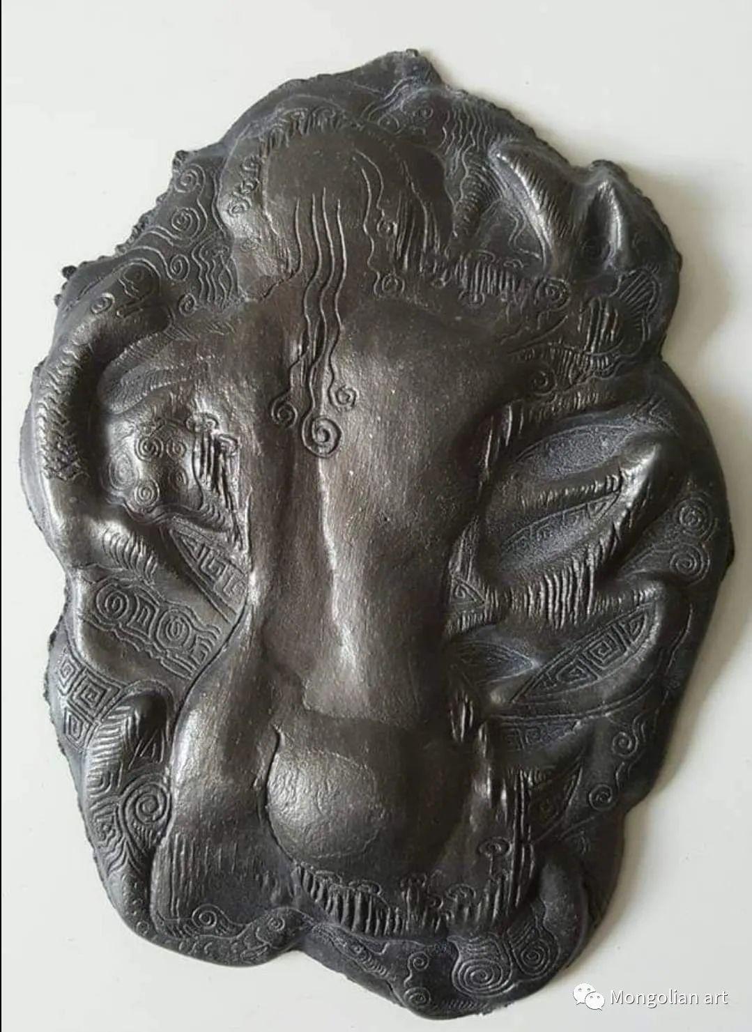 蒙古艺术博物馆获奖雕塑家Tuvdendorj Darzav 第16张 蒙古艺术博物馆获奖雕塑家Tuvdendorj Darzav 蒙古画廊