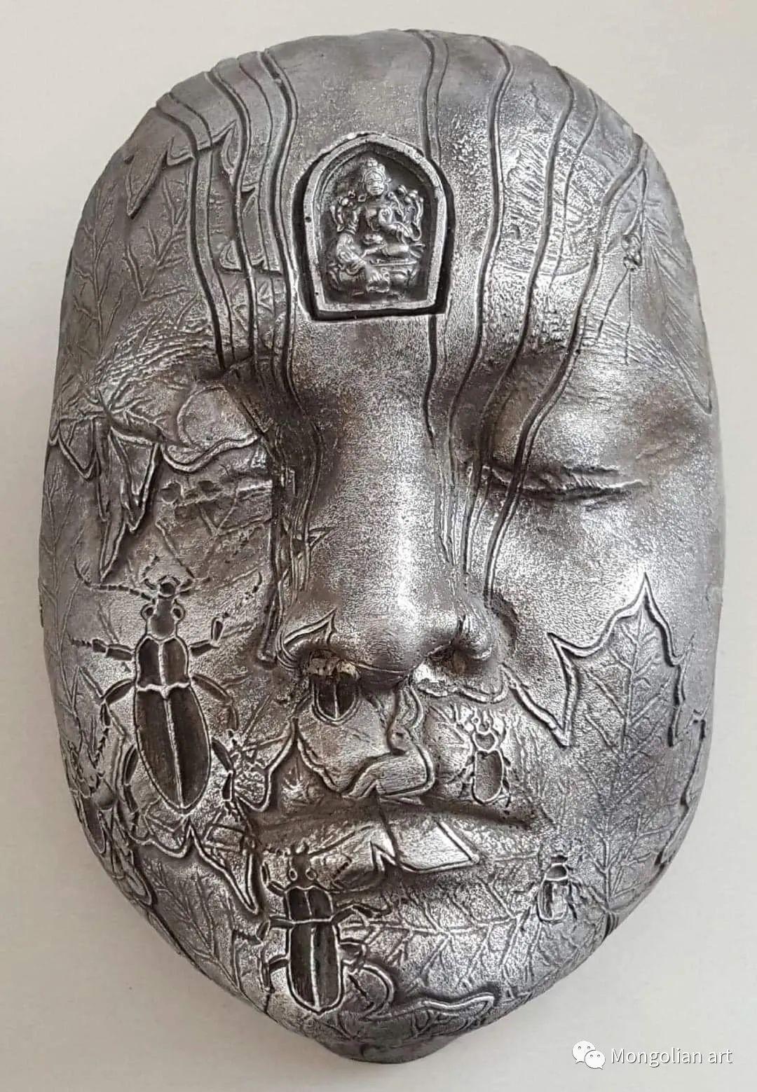 蒙古艺术博物馆获奖雕塑家Tuvdendorj Darzav 第20张 蒙古艺术博物馆获奖雕塑家Tuvdendorj Darzav 蒙古画廊