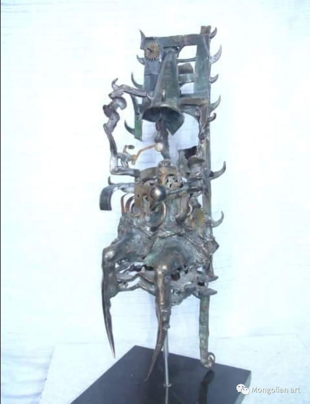 蒙古艺术博物馆获奖雕塑家Tuvdendorj Darzav 第22张 蒙古艺术博物馆获奖雕塑家Tuvdendorj Darzav 蒙古画廊