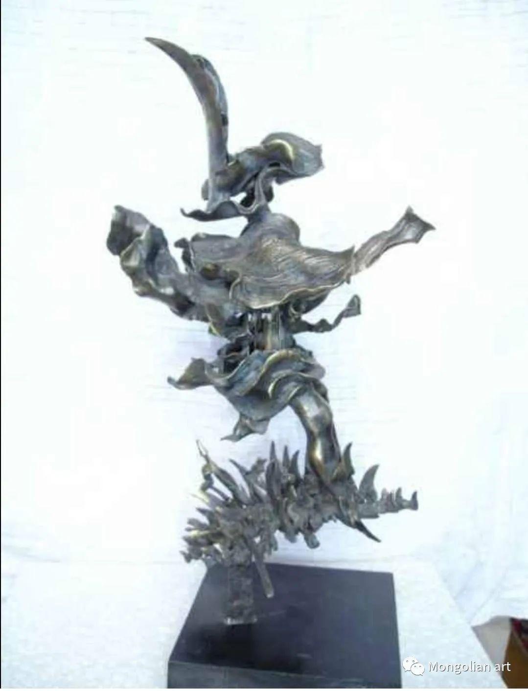 蒙古艺术博物馆获奖雕塑家Tuvdendorj Darzav 第24张 蒙古艺术博物馆获奖雕塑家Tuvdendorj Darzav 蒙古画廊