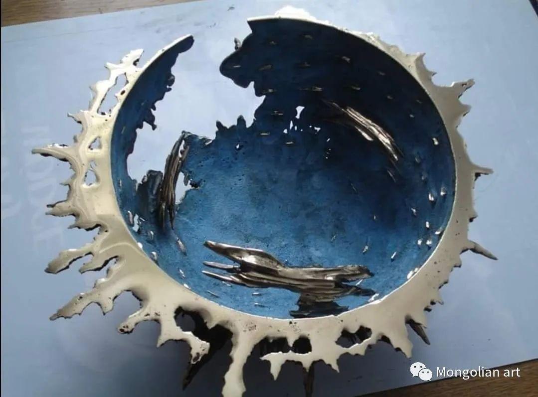 蒙古艺术博物馆获奖雕塑家Tuvdendorj Darzav 第27张 蒙古艺术博物馆获奖雕塑家Tuvdendorj Darzav 蒙古画廊