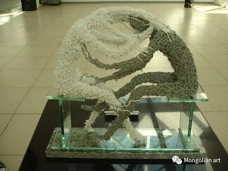 蒙古艺术博物馆获奖雕塑家Tuvdendorj Darzav 第31张 蒙古艺术博物馆获奖雕塑家Tuvdendorj Darzav 蒙古画廊