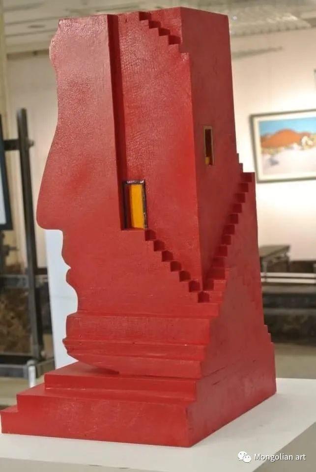 蒙古艺术博物馆获奖雕塑家Tuvdendorj Darzav 第36张 蒙古艺术博物馆获奖雕塑家Tuvdendorj Darzav 蒙古画廊