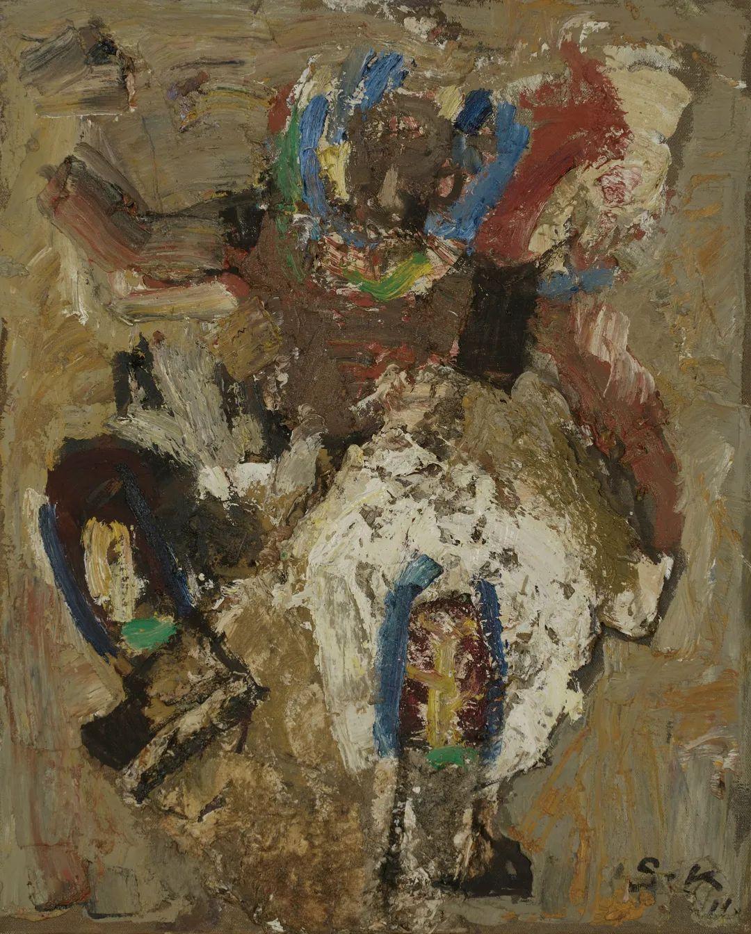 身边的名家|砂金的油画写生 第6张 身边的名家|砂金的油画写生 蒙古画廊