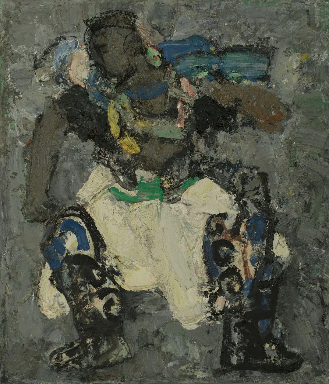 身边的名家|砂金的油画写生 第8张 身边的名家|砂金的油画写生 蒙古画廊